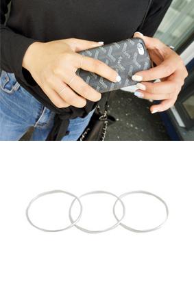 Four Alia -Ring (3set)