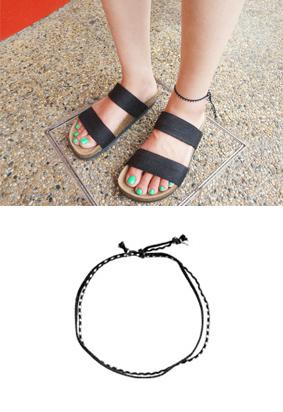 Super's -anklets