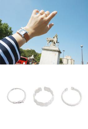 Lee Clegg -Ring (3set)