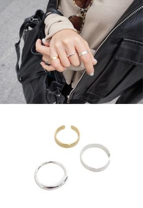 Yummy -Ring (3set)