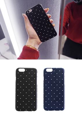 Polka dots -box (iPhone 6,6s)