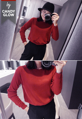 Red Pont -knit