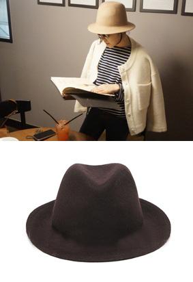 Nyukok gentleman -Hat
