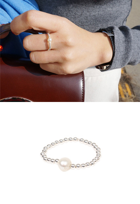 Pearl -Ring rolling
