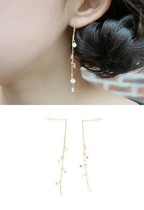 Long jewelry -e