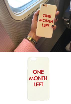 Month Left won -box