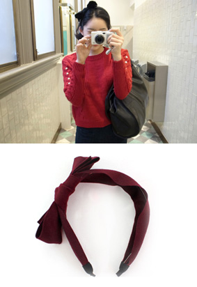 Woolen ribbon -hb