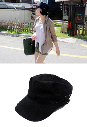 Vintage military -Hat (Buy congestion: ▷)