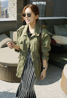 Alexa -field jacket